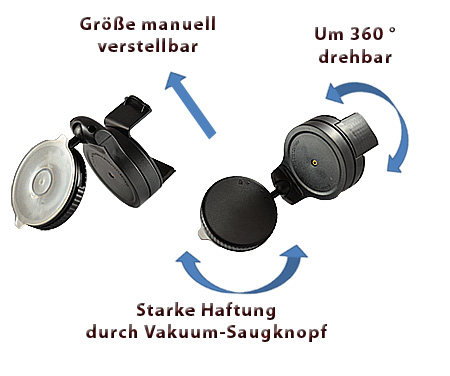 Universal ladekabel handy